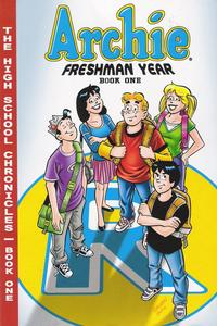 Cover Thumbnail for Archie Freshman Year (Archie, 2009 series) #1