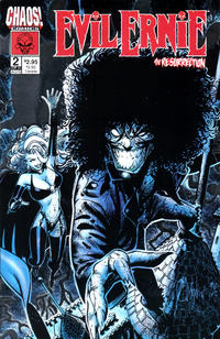 Cover Thumbnail for Evil Ernie: The Resurrection (Chaos! Comics, 1993 series) #2