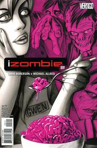 Cover Thumbnail for I, Zombie [iZombie] (DC, 2010 series) #2