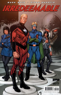Cover Thumbnail for Irredeemable (Boom! Studios, 2009 series) #14 [Cover A]