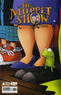 Cover Thumbnail for The Muppet Show: The Comic Book (Boom! Studios, 2009 series) #6 [Cover A]