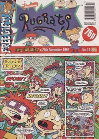 Cover Thumbnail for Rugrats (Panini UK, 1996 series) #10