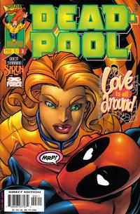 Cover Thumbnail for Deadpool (Marvel, 1997 series) #3 [Direct Edition]