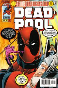 Cover Thumbnail for Deadpool (Marvel, 1997 series) #5 [Direct Edition]