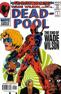 Cover Thumbnail for Deadpool (Marvel, 1997 series) #-1 [Direct Edition]