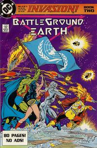 Cover Thumbnail for Invasion (DC, 1988 series) #2 [Direct]