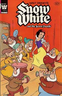 Cover Thumbnail for Walt Disney Presents Snow White and the Seven Dwarfs (Western, 1982 series)  [White Logo Variant]