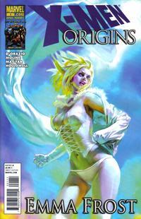 Cover Thumbnail for X-Men Origins: Emma Frost (Marvel, 2010 series) #1