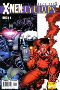 Cover Thumbnail for X-Men: Search for Cyclops (Marvel, 2000 series) #1 [Tom Raney Variant]