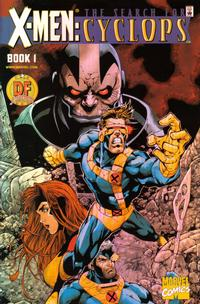 Cover Thumbnail for X-Men: Search for Cyclops (Marvel, 2000 series) #1 [Dynamic Forces Foil Variant Cover]