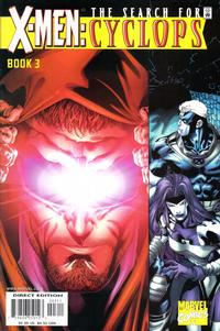 Cover Thumbnail for X-Men: Search for Cyclops (Marvel, 2000 series) #3 [Tom Raney Variant]