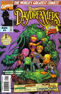 Cover Thumbnail for Daydreamers (Marvel, 1997 series) #1 [Direct Edition]
