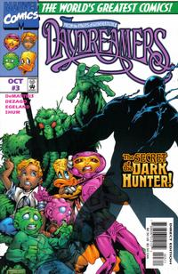 Cover Thumbnail for Daydreamers (Marvel, 1997 series) #3 [Direct Edition]