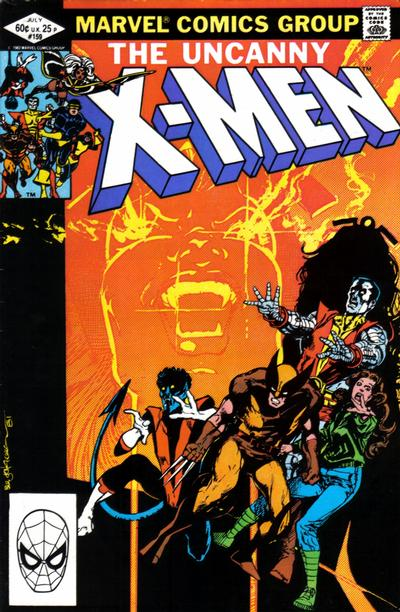 Cover for The Uncanny X-Men (Marvel, 1981 series) #159