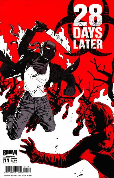 Cover for 28 Days Later (Boom! Studios, 2009 series) #11
