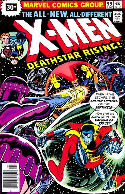 Cover for The X-Men (Marvel, 1963 series) #99 [25¢]