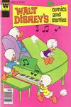 Cover for Walt Disney's Comics and Stories (Western, 1962 series) #v38#1 (445) [Whitman]