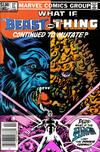 Cover for What If? (Marvel, 1977 series) #37 [Newsstand]