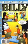 Cover for Billy (Hjemmet / Egmont, 1998 series) #9/2010