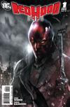 Cover Thumbnail for Red Hood: The Lost Days (2010 series) #1 [1:25 Cover Variant]