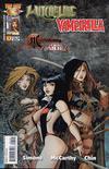 Cover Thumbnail for Tomb Raider / Witchblade / Magdalena / Vampirella (2005 series) #1 [Art Adams Cover]