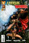 Cover Thumbnail for Tomb Raider / Witchblade / Magdalena / Vampirella (2005 series) #1 [Joyce Chin Cover]