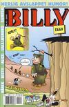 Cover for Billy (Hjemmet / Egmont, 1998 series) #11/2010