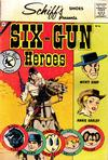 Cover Thumbnail for Six-Gun Heroes (1959 series) #16 [Schiff's Shoes]