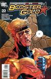 Cover for Booster Gold (DC, 2007 series) #33