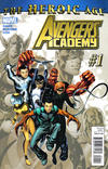 Cover Thumbnail for Avengers Academy (2010 series) #1