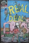 Cover for Real Deal (Real Deal Productions, 1989 series) #1