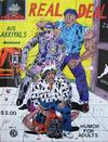 Cover for Real Deal (Real Deal Productions, 1989 series) #3