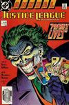 Cover for Justice League Annual (DC, 1987 series) #2 [Direct]