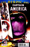 Cover Thumbnail for Captain America (2005 series) #606 [Direct Edition]