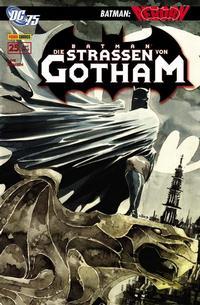Cover Thumbnail for Batman Sonderband (Panini Deutschland, 2004 series) #25 - Die Straßen von Gotham