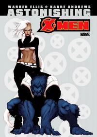 Cover for Astonishing X-Men: Xenogenesis (Marvel, 2010 series) #1