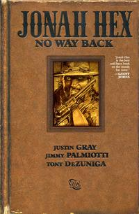 Cover Thumbnail for Jonah Hex: No Way Back (DC, 2010 series)