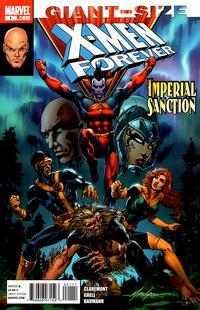 Cover Thumbnail for X-Men Forever Giant-Size (Marvel, 2010 series) #1