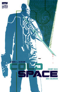 Cover Thumbnail for Cold Space (Boom! Studios, 2010 series) #3 [Cover A]