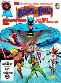 Cover Thumbnail for The Best of DC (DC, 1979 series) #26 [Direct]