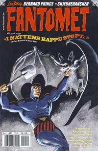 Cover Thumbnail for Fantomet (Hjemmet / Egmont, 1998 series) #10/2010