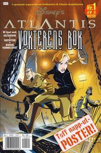 Cover Thumbnail for Atlantis (Hjemmet / Egmont, 2001 series) #1