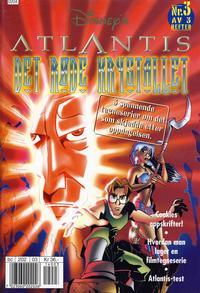 Cover Thumbnail for Atlantis (Hjemmet / Egmont, 2001 series) #3