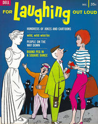Cover Thumbnail for For Laughing Out Loud (Dell, 1956 series) #25