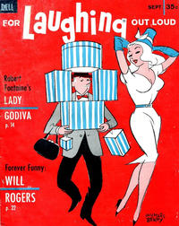 Cover for For Laughing Out Loud (Dell, 1956 series) #20