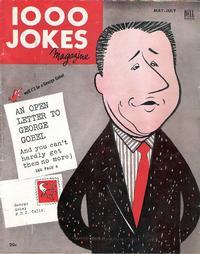 Cover Thumbnail for 1000 Jokes (Dell, 1939 series) #74