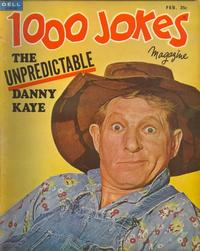 Cover Thumbnail for 1000 Jokes (Dell, 1939 series) #112