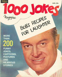 Cover Thumbnail for 1000 Jokes (Dell, 1939 series) #114
