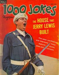 Cover Thumbnail for 1000 Jokes (Dell, 1939 series) #115