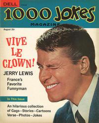 Cover Thumbnail for 1000 Jokes (Dell, 1939 series) #118
